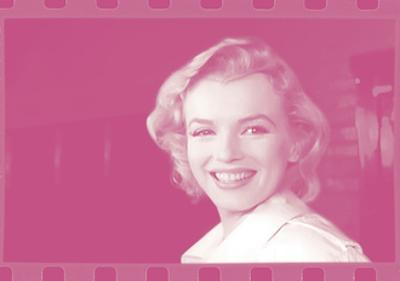 Marilyn Monroe VI In Colour by British Pathe