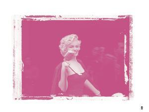 Marilyn Monroe VII In Colour by British Pathe