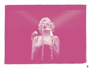 Marilyn Monroe VIII In Colour by British Pathe