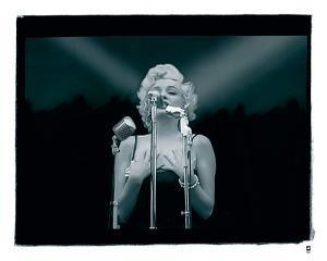 Marilyn Monroe VIII by British Pathe