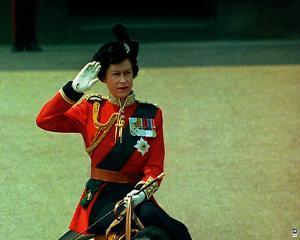 Queen Elizabeth II, 1969 by British Pathe