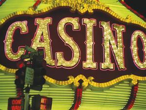 Vegas Sign VI by British Pathe