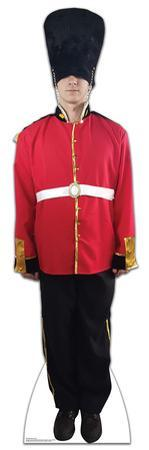 British Royal Guard Stand In