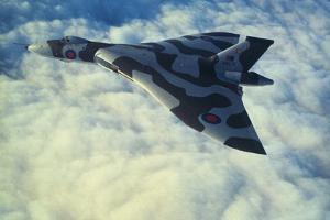 British Vulcan Bomber