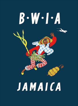 British West Indies Airways: BWIA Jamaica, c.1961
