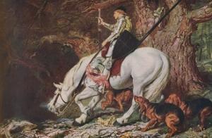 'In Manus Tuas Domine!', 1879, (1918) by Briton Riviere