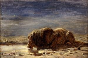 The King Drinks, 1875 by Briton Riviere