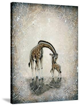 My Love for You - Giraffes by Britt Hallowell