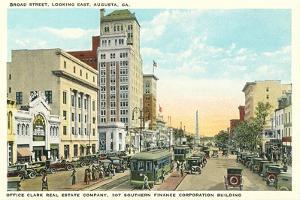Broad Street, Augusta