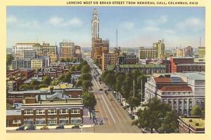 Broad Street, Columbus