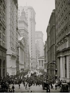 Broad Street, New York City