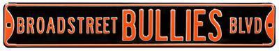 Broadstreet Bullies Blvd Flyers Steel Sign