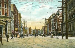 Broadway, Albany, New York