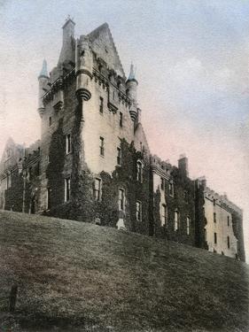 Brodick Castle, Isle of Arran, Scotland, 20th Century