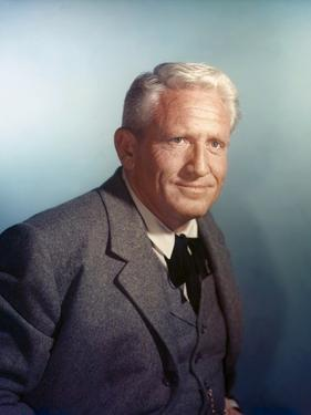 BROKEN LANCE, 1954 directed by EDWARD DMYTRYK Spencer Tracy (photo)