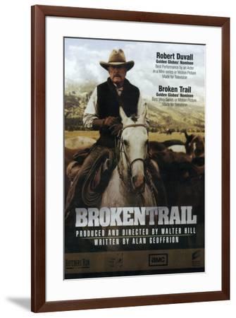 Broken Trail--Framed Poster