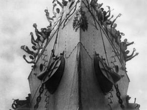 Bronenosets Potyomkin (Battleship Potemkin), 1925