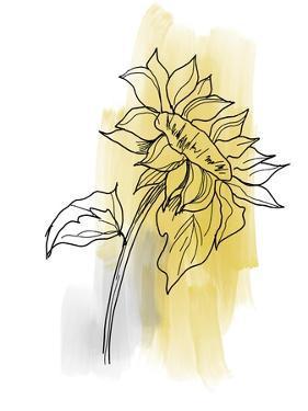 Botanique en Gris 2 by Bronwyn Baker