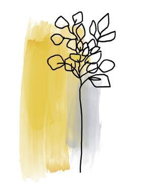 Botanique en Gris 3 by Bronwyn Baker