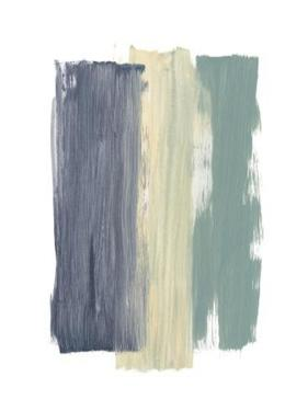 Striped Abstract by Bronwyn Baker