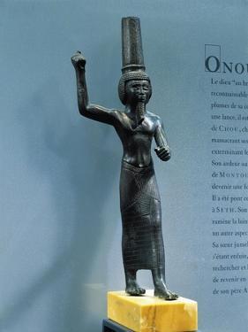 Bronze Figurine of Onuris, God of War and Hunting