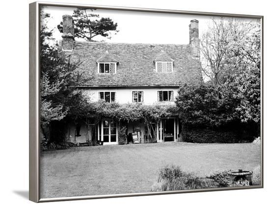 Brooke's Home, Grantch--Framed Photographic Print