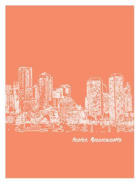 Skyline Boston 8 by Brooke Witt