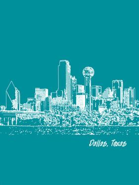 Skyline Dallas 4 by Brooke Witt