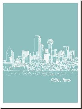 Skyline Dallas 5 by Brooke Witt