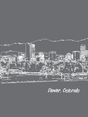 Skyline Denver 1 by Brooke Witt