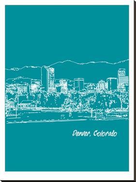 Skyline Denver 4 by Brooke Witt