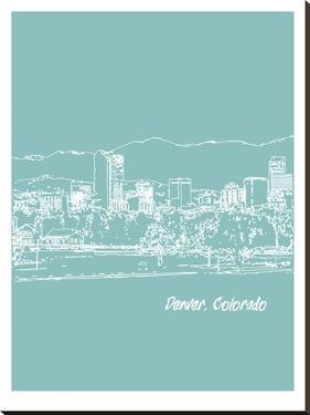 Skyline Denver 5 by Brooke Witt