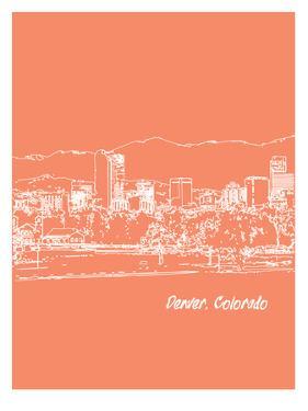 Skyline Denver 8 by Brooke Witt