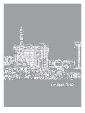 Skyline Las Vegas 2 by Brooke Witt