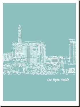 Skyline Las Vegas 5 by Brooke Witt