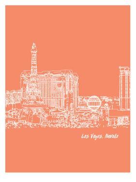 Skyline Las Vegas 8 by Brooke Witt
