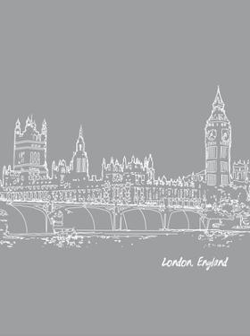 Skyline London 2 by Brooke Witt