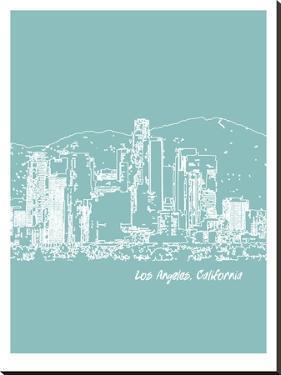 Skyline Los Angeles 5 by Brooke Witt