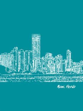Skyline Miami 4 by Brooke Witt