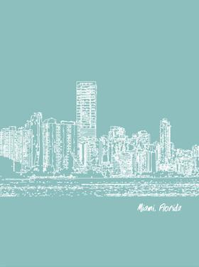 Skyline Miami 5 by Brooke Witt