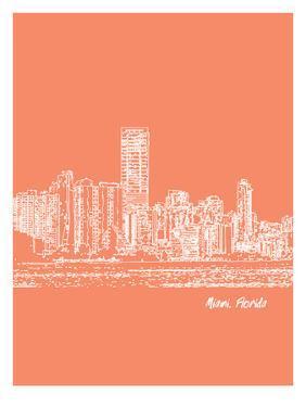 Skyline Miami 8 by Brooke Witt