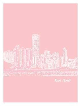 Skyline Miami 9 by Brooke Witt