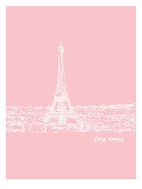 Skyline Paris 9 by Brooke Witt
