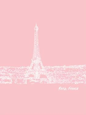 Skyline Paris 9 by Brooke Witt