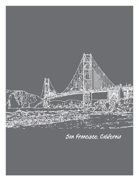 Skyline San Francisco 1 by Brooke Witt