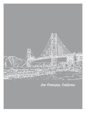 Skyline San Francisco 2 by Brooke Witt