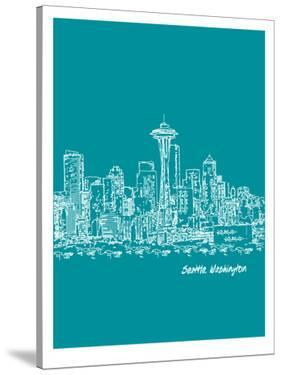 Skyline Seattle 4 by Brooke Witt