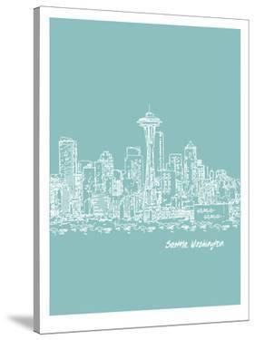 Skyline Seattle 5 by Brooke Witt