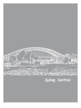 Skyline Sydney 2 by Brooke Witt