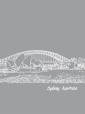 Skyline Sydney 2 by Brooke Witt